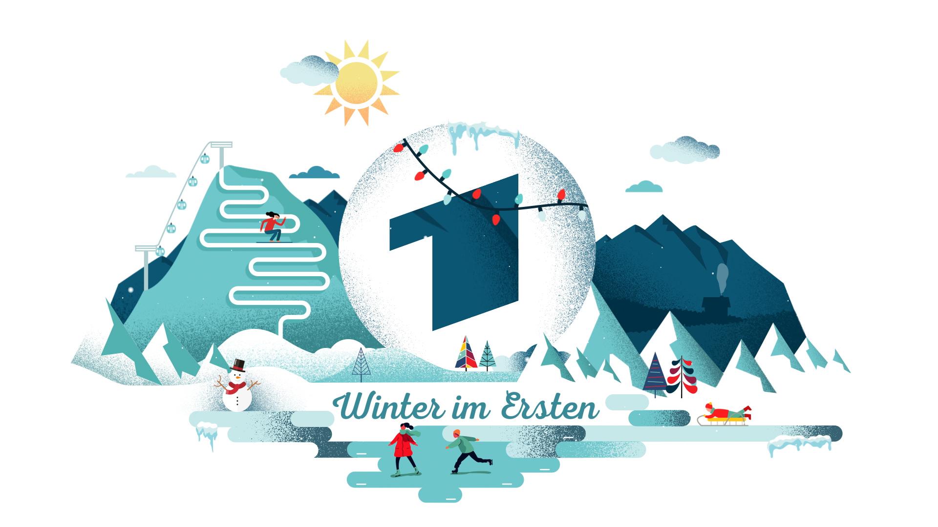 Winter im Ersten